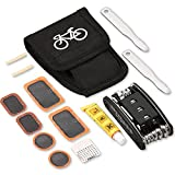 Grows 16 in 1 Multi-Function Bike Mechanic Repair Tool Kit Package Multifunction Mountain Bike Repair Accessories