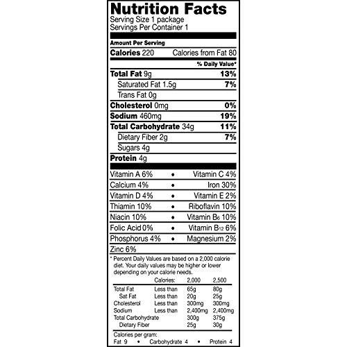 Quaker Snack Mix, Baked Cheddar, 1.75 Ounce (Pack of 64) by Quaker (Image #2)