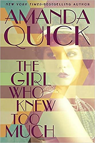 Image result for the girl who knew too much