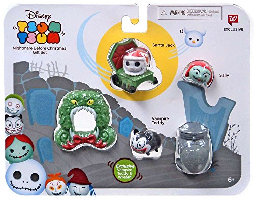 htmare Before Christmas Gift Set (The Nightmare Before Christmas Snowglobe)
