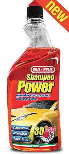 Shampoo auto sgrassante concentrato 1 lt MA-FRA SHAMPOO POWER MA FRA HN073