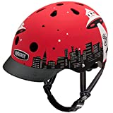 Nutcase - Street Bike Helmet, Fits Your Head, Suits Your Soul - Alien Abduction Matte, Medium