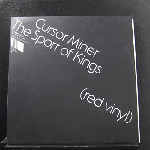 Price comparison product image Cursor Miner - The Sport Of Kings - Lp Vinyl Record