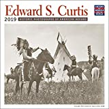 Edward S. Curtis American Indians Wall Calendar 2019 Monthly January-December 12'' x 12''