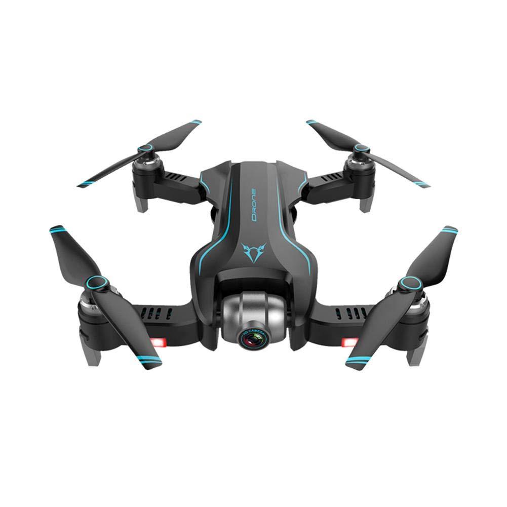 chivalrylist Drone GPS Telecamera 1080P Drone Professionale Dual con Grandangolare Regolabile Camera HD WiFi FPV Quadricottero Funzione Seguimi modalit/à Senza Testa S20W