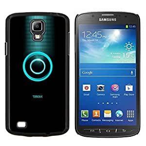 TECHCASE---Cubierta de la caja de protección para la piel dura ** Samsung Galaxy S4 Active i9295 ** --Tren
