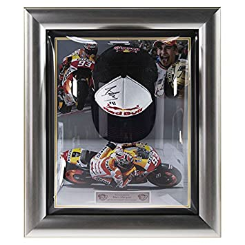 Firmado Marc Marquez Red Bull con tapa - MotoGP: Amazon.es ...