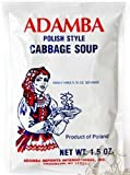 Adamba Cabbage soup 1.5oz 3 pack