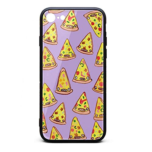 Funny Pizza Online Deals Popular Mode Near me i-Phone 7/8 Case Phone Shell Anti-Finger Soft for i-Phone 7/8
