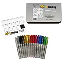 KitAbility Wink of Stella 15 Color Marker Set
