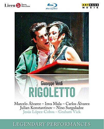 Rigoletto (Legendary Performances) (Blu-ray)