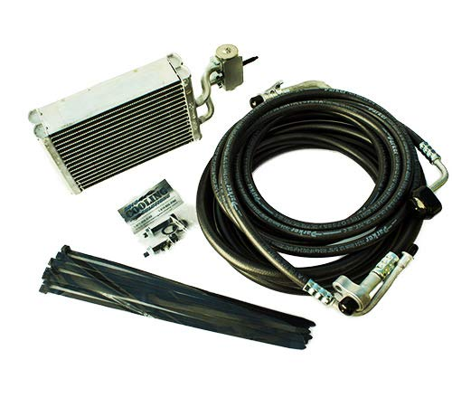 CRK-YTE33439 Complete Rear A/C Kit: Line Set, Air Conditioning Replacement Lines and Evaporator (AMAZON FITMENT IS INCORRECT, PLEASE READ LISTING DETAILS)