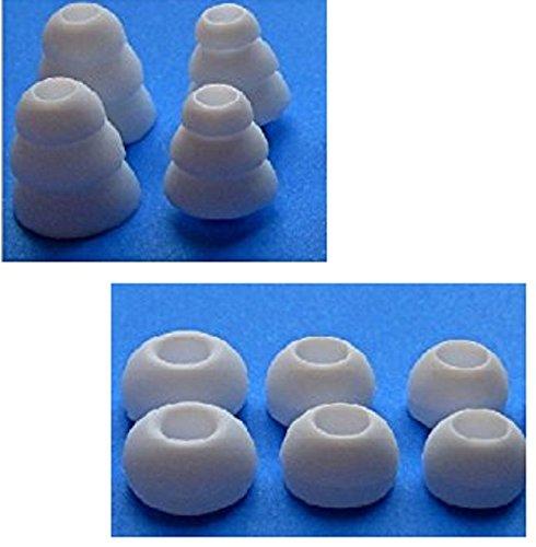 Gadgetbrat Universal Eartips Earphones Assorted product image