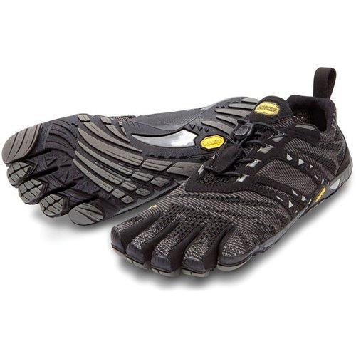 Vibram Women's KMD Evo Cross Training Shoe, Black/Grey,39 EU/8 M US