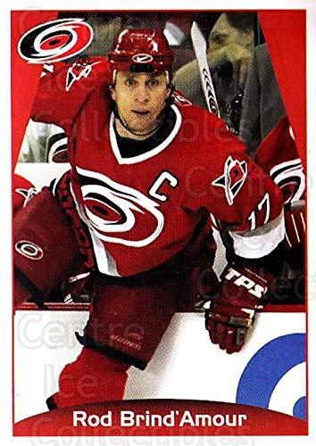 (CI) Rod Brind'Amour Hockey Card 2006-07 Panini Stickers 41 Rod Brind'Amour ()