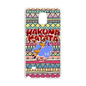 Hakuna Matata For Samsung Galaxy Note4 N9108 Csae protection phone Case FXU291149