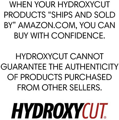 Hydroxycut Hardcore Elite Weight Loss Supplement, Designed for Hardcore Weight Loss, Energy & Enhanced Focus, 50 Servings (100 Pills) 6