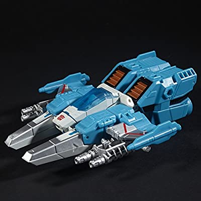 Transformers Generations Titans Return Deluxe Autobot Topspin and Freezeout: Toys & Games