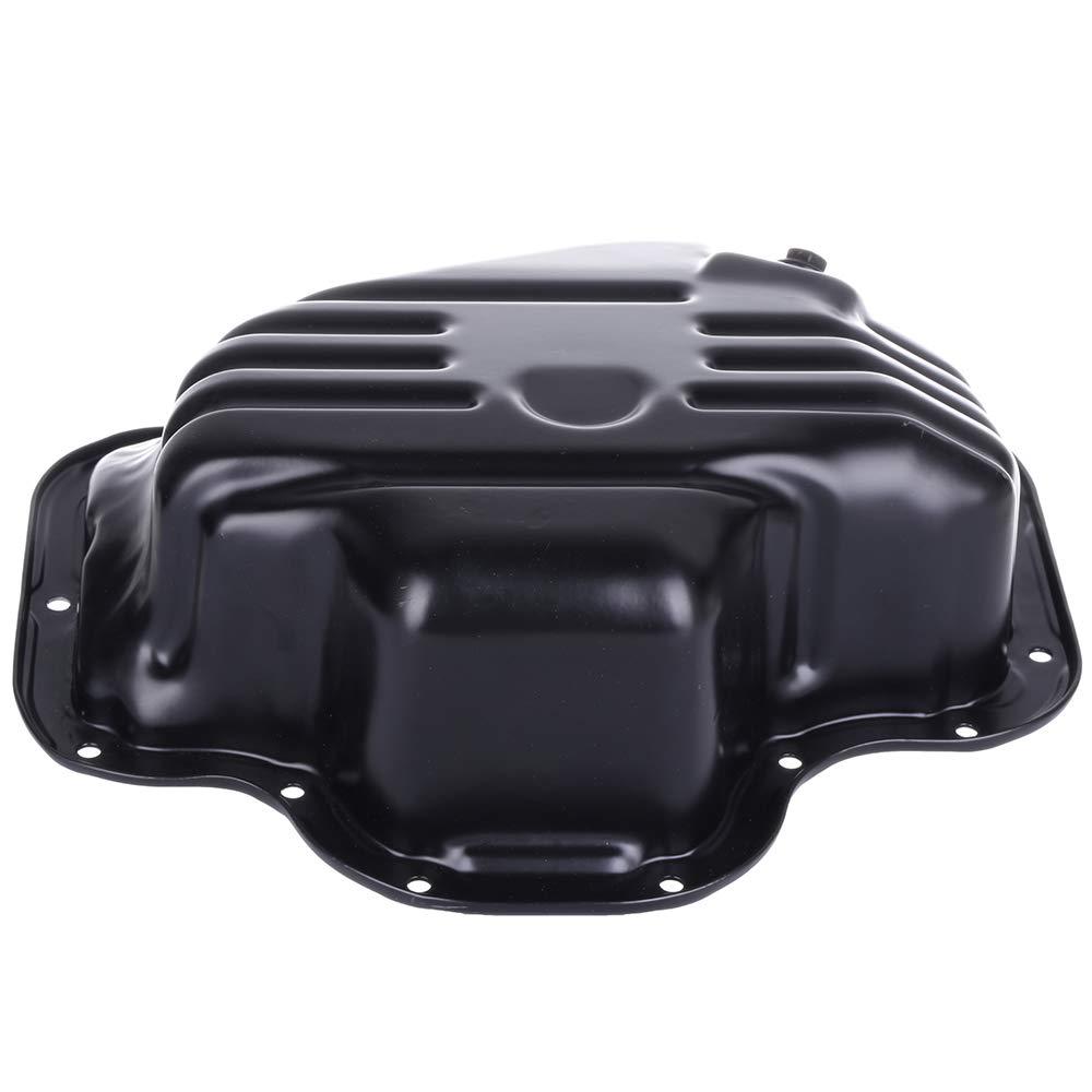 ECCPP Engine Oil Pan Drain Plug Kit fit for 06 07 08 09 10 11 12 13 14 Lexus HS250h Scion XB Toyota Camry RAV4 Solara L4 2.4L Cummins Diesel Compatible with 264-319