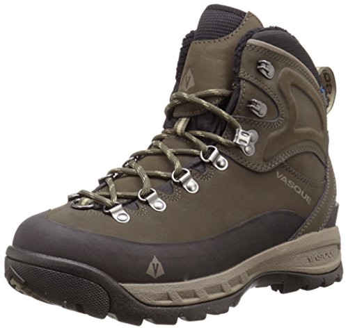 - Vasque Men's Snowblime Ultradry Insulated Snow Boot, Black Olive/Brindle, 10 M US