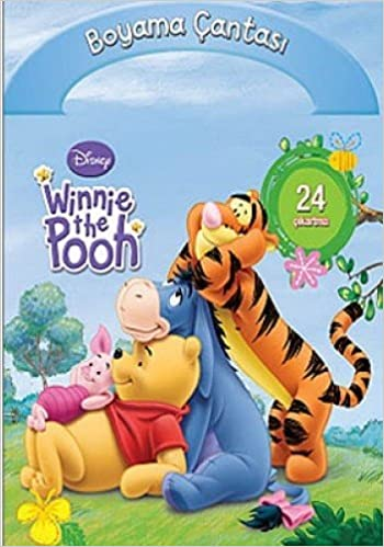 Winnie The Pooh Boyama Cantasi Kolektif 9786051117225 Amazon
