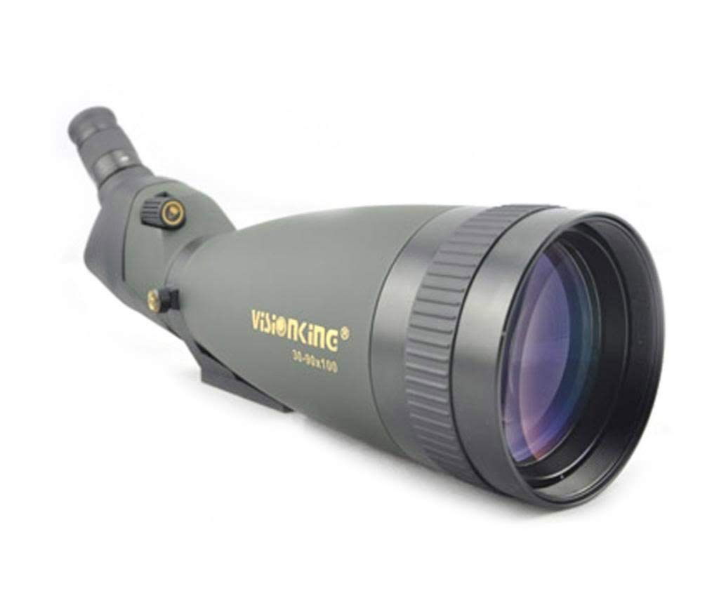 Visionking Spotting Scope 30-90x100 Spottingscope Waterproof Monoculars Telescope Mainly (Green) by Visionking