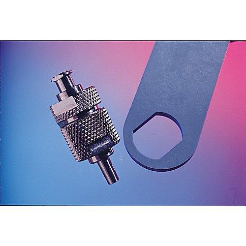 - Whatman 1980-001 Stainless Steel Membrane Filter Holder Syringe Filter Type, 13mm Diameter