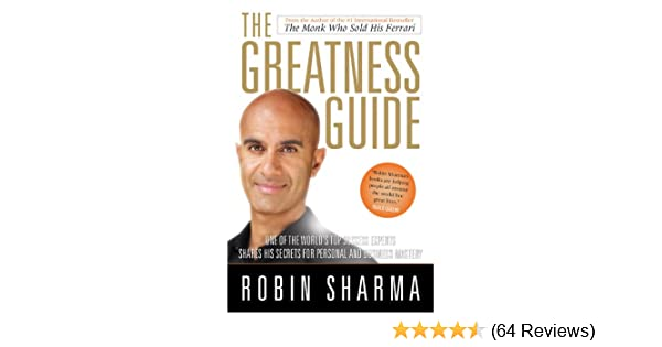 The Greatness Guide: One of the World's Most Successful