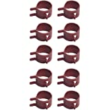 Oregon 02-040 Hose Clamps 10 Pack