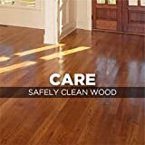 Weiman Wood Floor and Furniture Wipes - Quickly