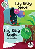 Itsy Bitsy Spider and Itsy Bitsy Beetle, Wes Magee, 077877886X