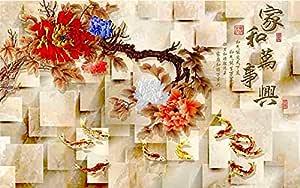 Print. ElMosekar Metal Wallpaper 280 centimeters x 330 centimeters , 2725612093810