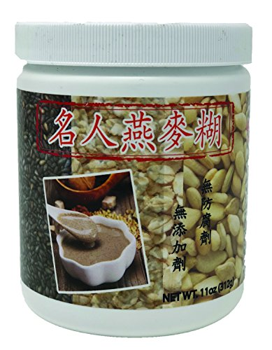 V-Cereals' Tea (Sesame & Soy Protein), Black Sesame Seed Powder Instant Breakfast Drinks, Product of U.S.A by Myhall Food Corp.