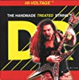 DR Strings Electric Guitar Strings, Dimebag Darrell Signature, Treated Nickel-Plated, 9-46