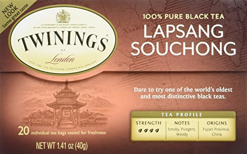Twinings Lapsang Souchong Tea, 20 ct