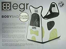 Petego Boby Bag Pet Carrier with Forma Frame, Black and Green