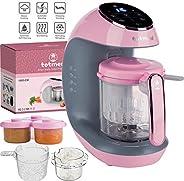 Extra Value Baby Food Maker Package - The Fastest Baby Food Maker, Steamer, Mixer, Purer, Blender, Chopper, Au