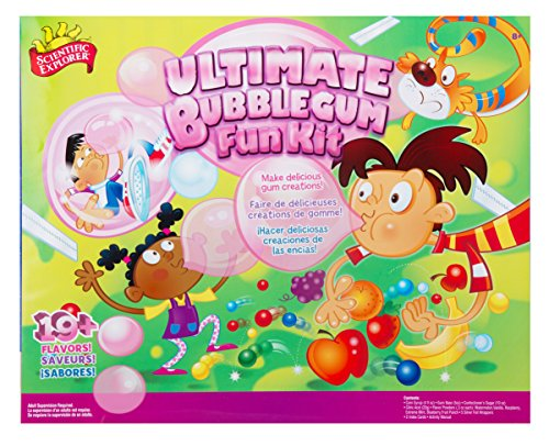 (Scientific Explorer Ultimate Bubble Gum Fun)