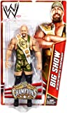 WWE Champions Exclusive Big Show 6 Action Figure With Intercontinental Championship Belt