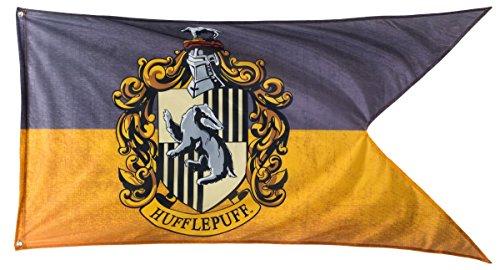 Calhoun Harry Potter Hogwarts House Crests Outdoor Flag (30
