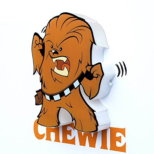 LED Night Light Chewbacca