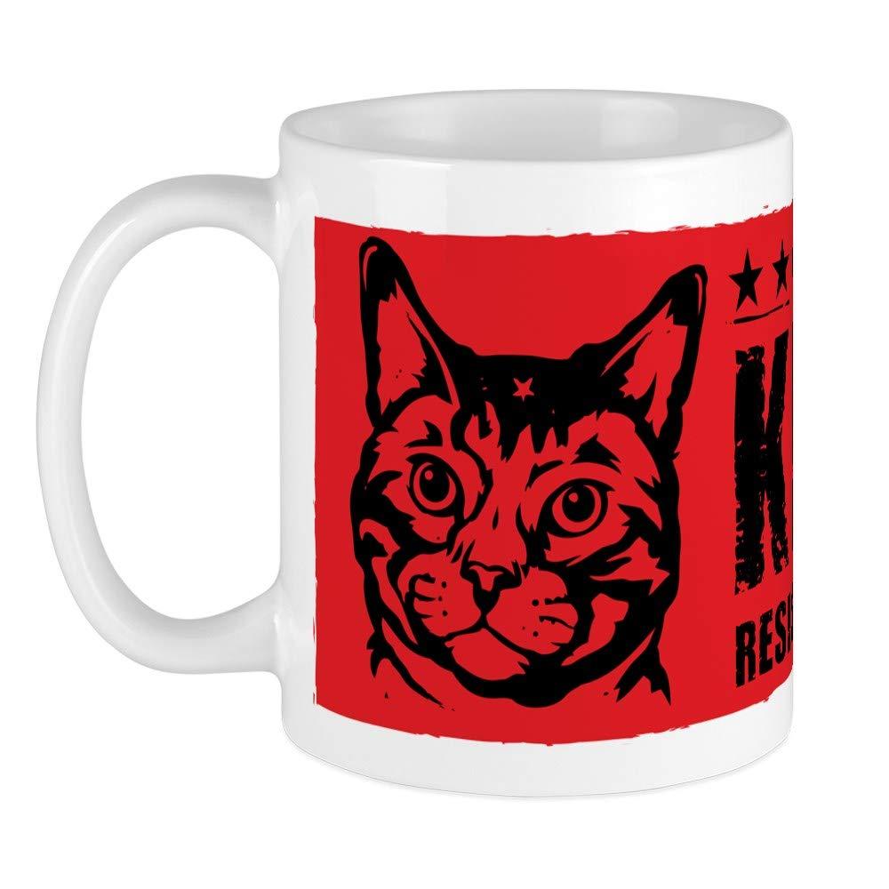 CafePress obedecer - la KITTY. Propaganda gato café - exclusivo ...
