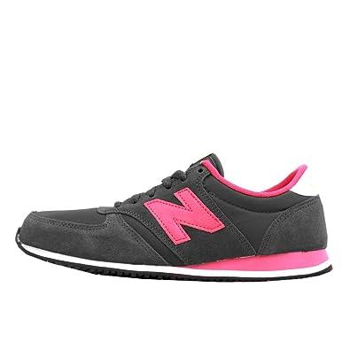 separation shoes 90299 410fe New Balance 420, Chaussures Mixte Adulte, Gris, 42 EU