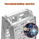 TOOCA Aluminum Ramps 2 Pcs 7.5' Folding Loading