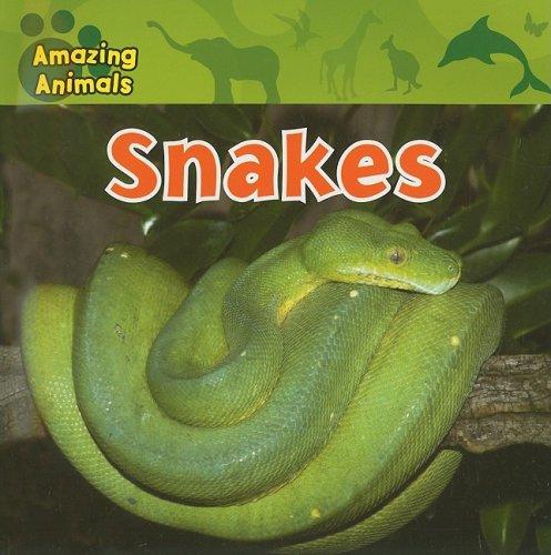 Read Online Snakes (Amazing Animals) pdf epub