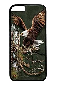 Find 12 Eagles PC Case Cover For SamSung Galaxy S5 Black