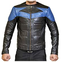 Danny Shepherd Nightwing Ismahawk Costume Leather Jacket