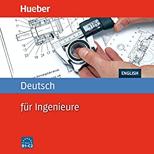 Deutsch für Ingenieure: English Hörbuch