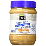 365 Everyday Value Crunchy Peanut Butter, 500 g