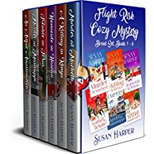 Flight Risk Cozy Mystery Boxed Set: Books 1 - 6